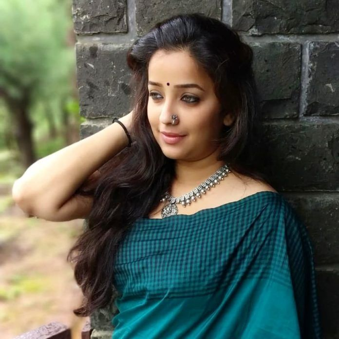Apurva Nemlekar Marathi Actress Photos,Biography,Wallpapers,Images | Most beautiful indian actress, Cute beauty, India beauty
