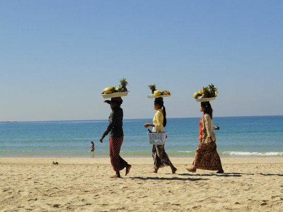 Top 25 Best Beaches in the World 2015: Ngapali Beach (Ngapali, Myanmar)
