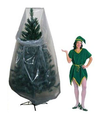 time to put that christmas tree into storage then you probably need a christmas tree storage box bag or container - Christmas Tree Storage Box