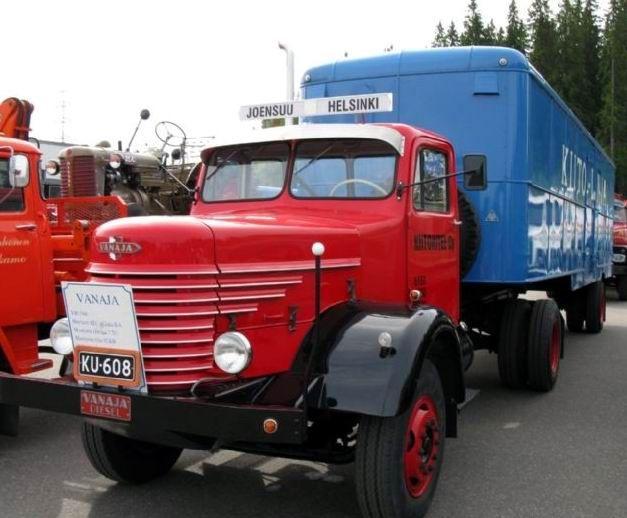 Vanaja Diesel
