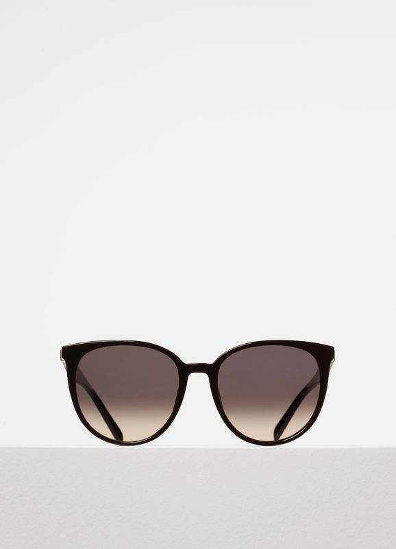 976cb518424b Oversized Sunglasses in Acetate