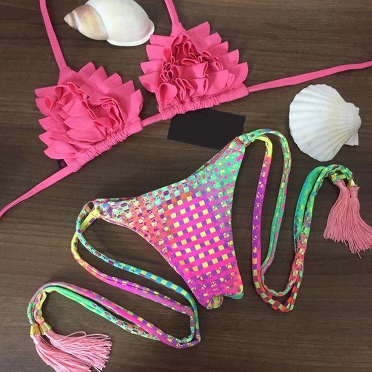 $25.00 (Buy here: https://alitems.com/g/1e8d114494ebda23ff8b16525dc3e8/?i=5&ulp=https%3A%2F%2Fwww.aliexpress.com%2Fitem%2F2016-costumi-da-bagno-donna-gather-Split-Swimsuit-May-Beach-High-Quality-maillot-de-bain-Swimsuit%2F32692148456.html ) 2016 costumi da bagno donna gather  Split Swimsuit May  Beach High Quality maillot de bain  Swimsuit  Women  Bikini for just $25.00
