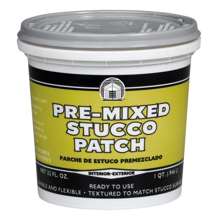 Phenopatch 1 qt premixed stucco patch offwhite64811
