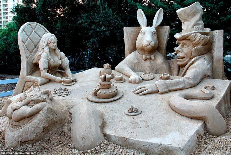 Alice in Wonderland , Israel, 2013.
