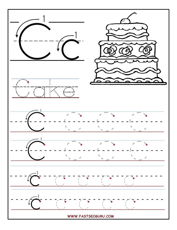 Printable Tracing Letters Sheets | Download Or right-click the image to save or set as desktop background