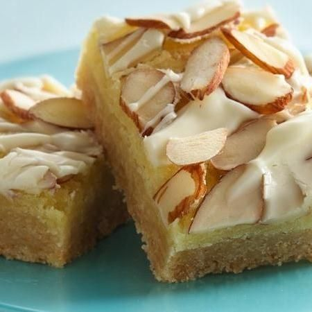 Who could have guessed a sugar cookie mix was the secret to these prize-winning almond bars? If you love Scandinavian pastries, you'll love these yummy, flaky, nutty bars that are so easy to make for a crowd. Look for almond paste in the baking section of your supermarket—and check out the Expert Tips sections for handy hints!