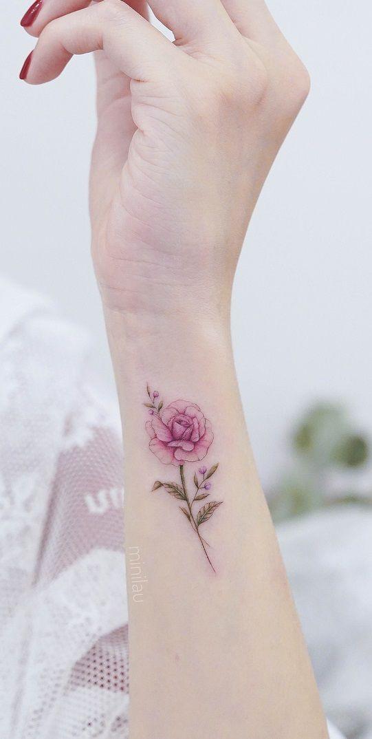 """30 tatouages fins d'inspiration – Des recettes """"saines"""" – #FineTattoos #Healthy #i …   – ᝨᗅᝨ⌾⌾Տ"""