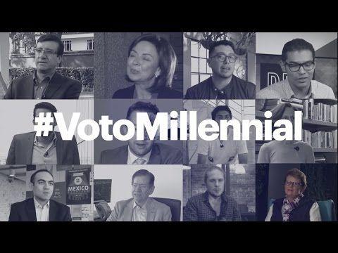 Voto Millennial #Política #México #Presidencia2018 #Elecciones2018 #MEX #Milenials #Voto