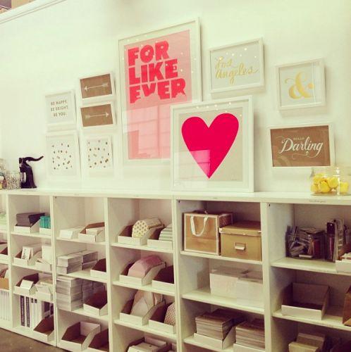 storage + gallery wall goodness