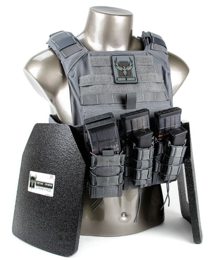AR500 Armor® Advanced Banshee Armor Loudout