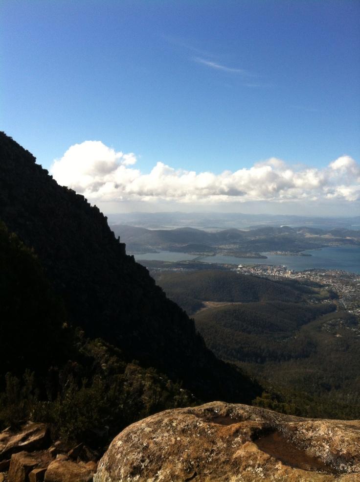 Mount Wellington,Tasmania