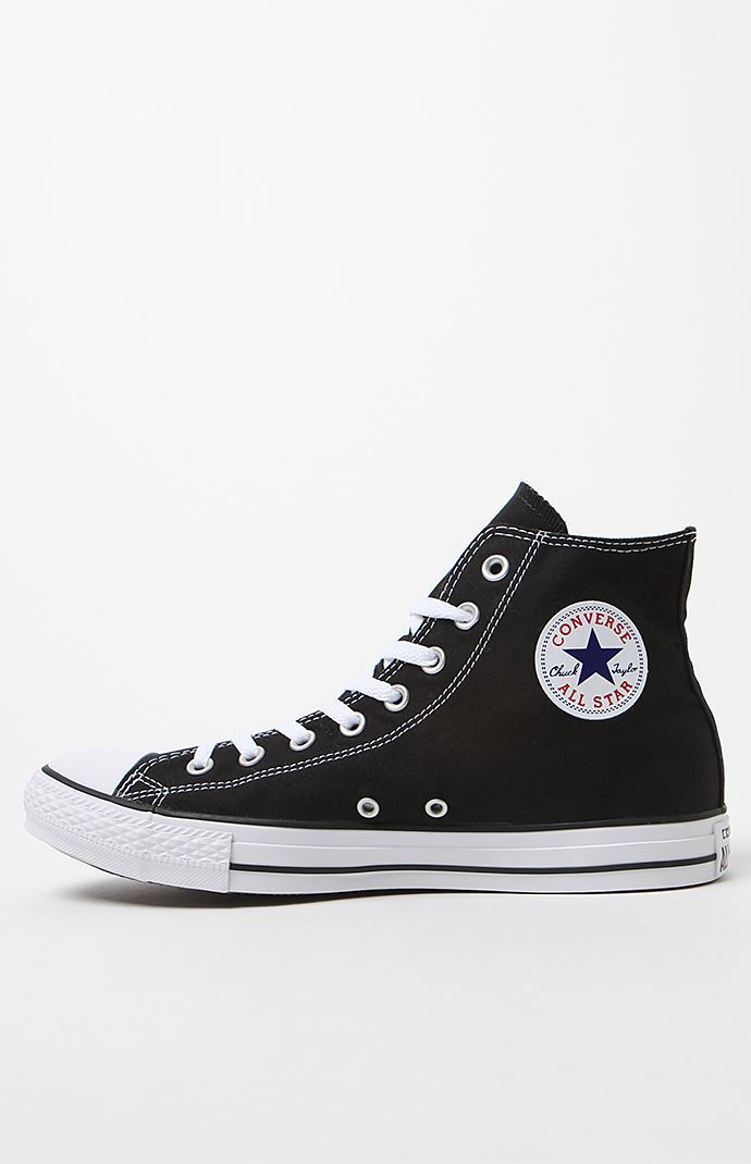 Top Shoes | Converse chuck taylor black