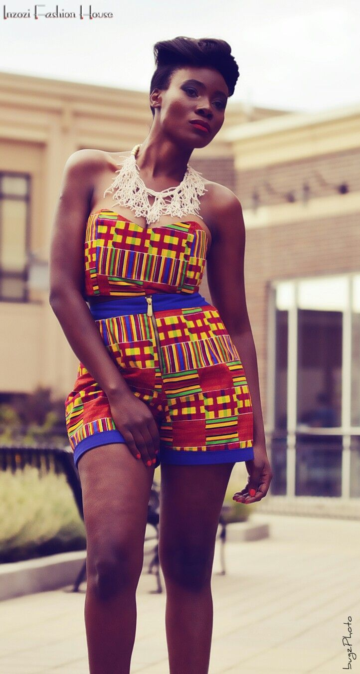 kente on the streets by Inzozi Fashion