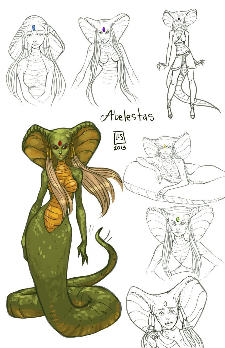 Sketch Page_Abelestas by BlackBirdInk.deviantart.com on @DeviantArt