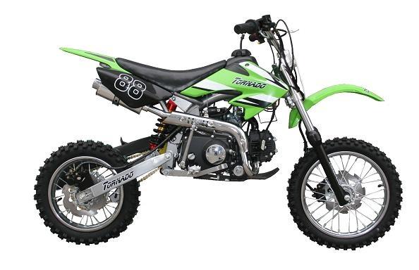 CBF88 250ccm Dirtbike! Besserer Rahmen und Motor! Keine übliche China Qualität.
