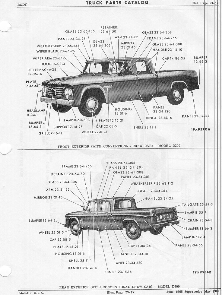 211 best vintage dodge trucks images on pinterest