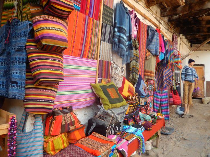 Peruvian souvenirs