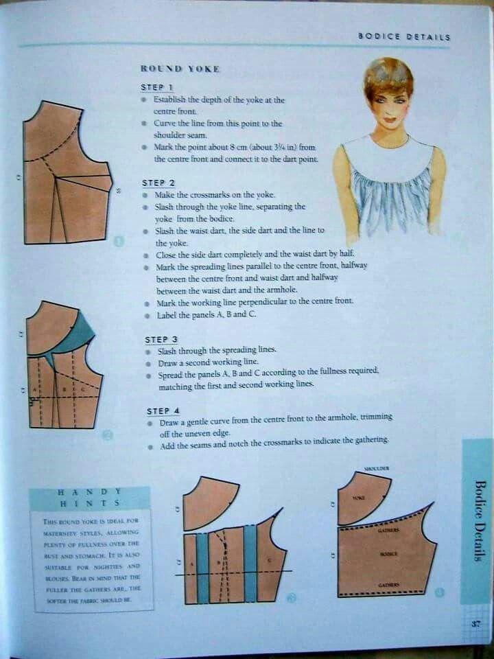 Neckline - blouse
