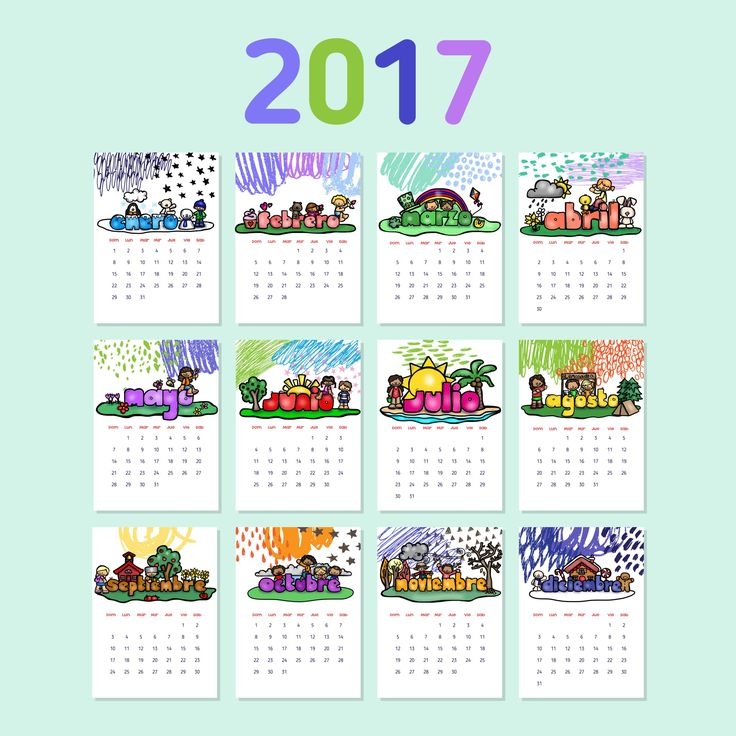 Calendarios y planificadores                              …