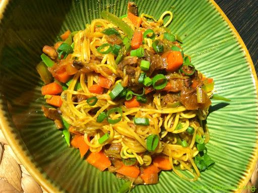 Chinese Chow Mein noodles Recipe | Yummly