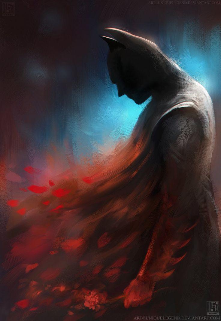 Batman...gorgeous