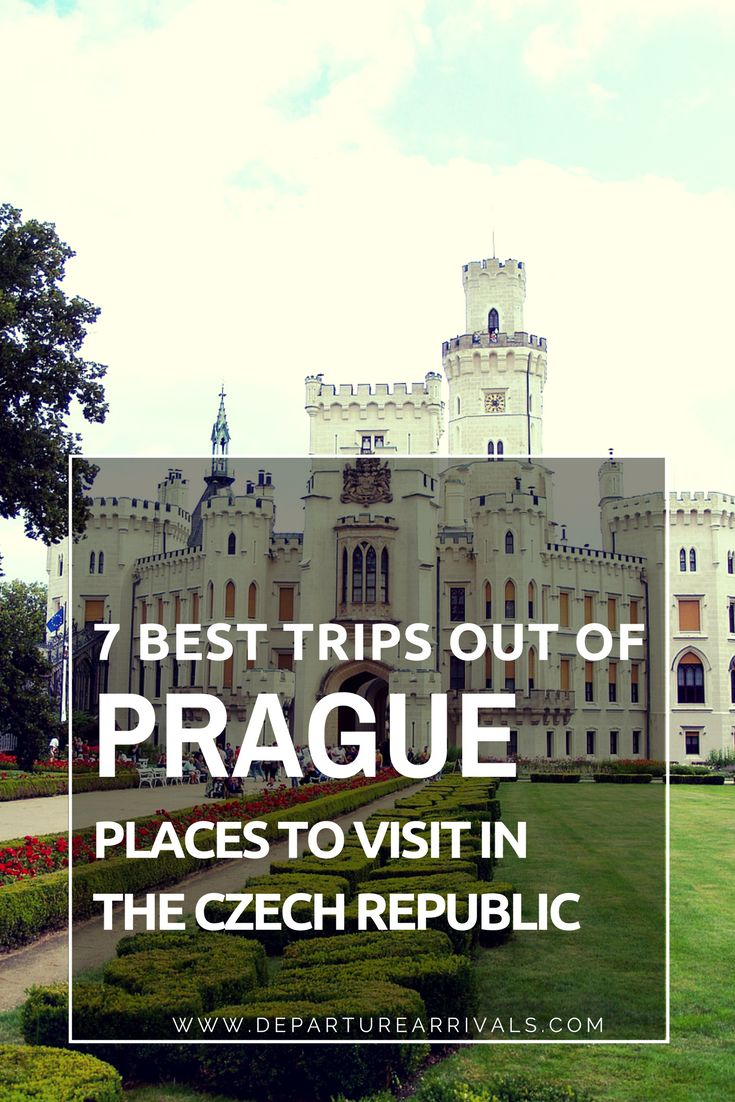 7 Best Trips Out of Prague (Places to Visit in the Czech Republic)