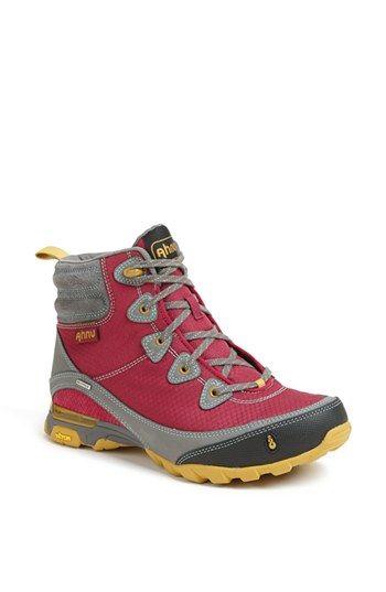 Ahnu 'Sugarpine' Waterproof Boot available at #Nordstrom