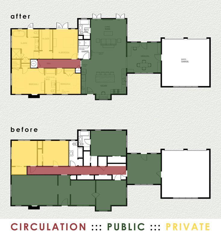 Programmatic Diagram Architectural Diagram Floor Plan Diagram Modern Architecture Architecture Contemporary Architecture