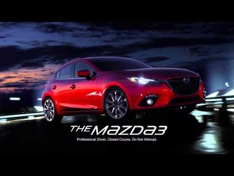 Mazda3 コンセプト動画(ロングバージョン)