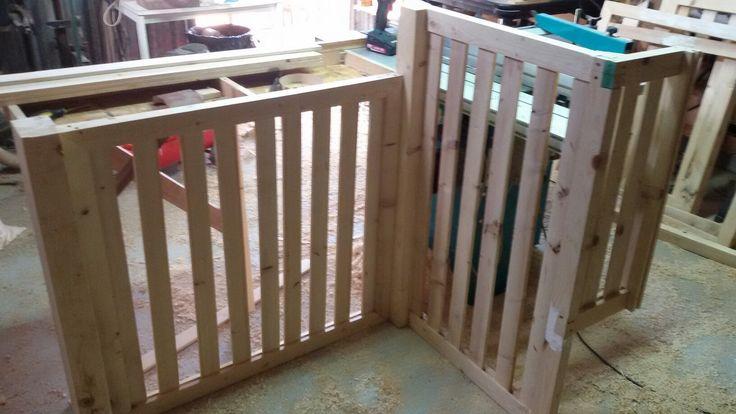 Cannellini protezione scale per bambini