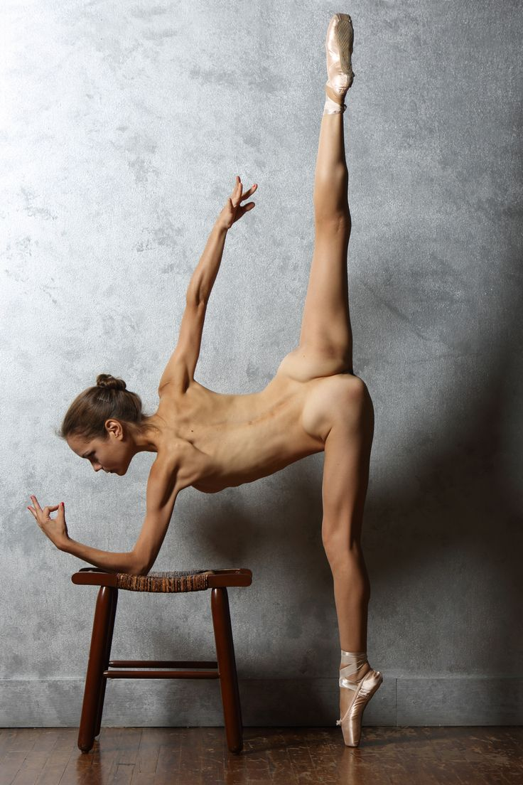 Graceful Anatomy By Blake F Photo Model And Dancer -1620