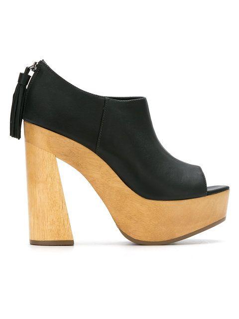 Sarah Chofakian Sapato De Couro - Farfetch