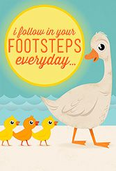 Follow your footsteps