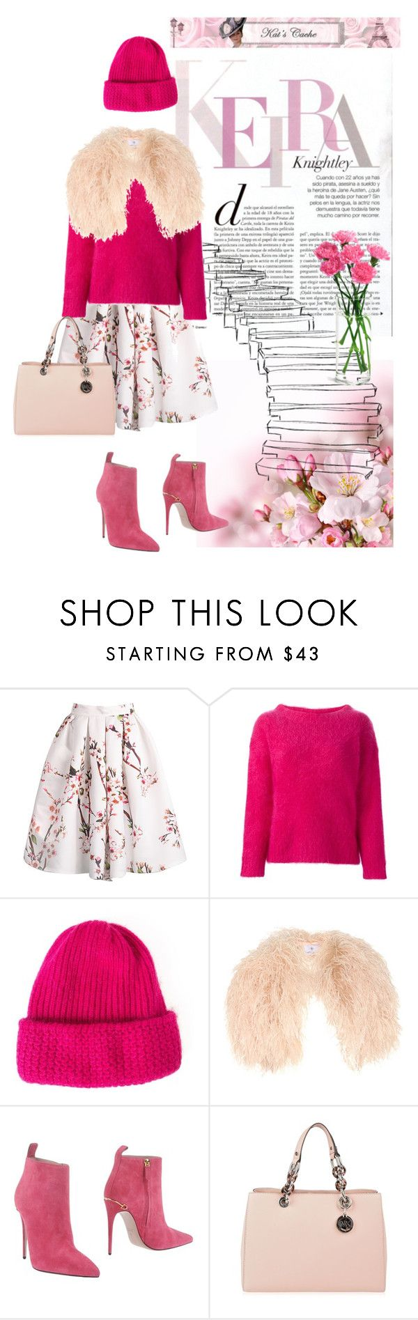 """."" by irenpin ❤ liked on Polyvore featuring Burberry, Tak.Ori, Gucci, MICHAEL Michael Kors, styleicon and spring2016"