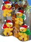 Decorazioni: orsetti e dolcetti