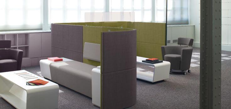 Δημιουργήστε μοντέρνους αυτόνομους χώρους στο γραφείο σας