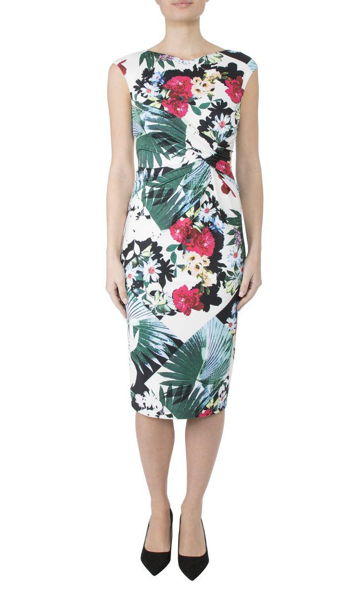 Women's Workwear  | Gardenia Jersey Dress