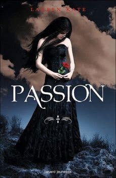 •*¨*• Mon avis sur Damnés, tome 3 : Passion de Lauren Kate •*¨*•