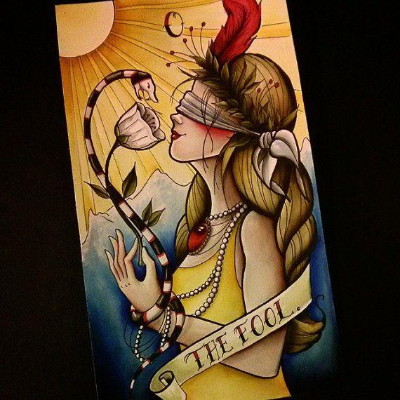 78 cartes - jeu de Tarot & livre des significations - commander à l