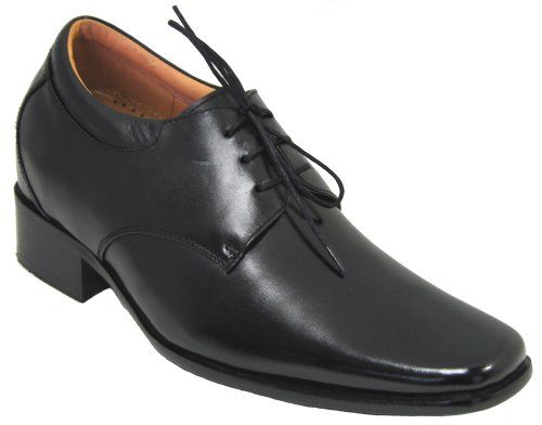 CALDEN - K5655 - 3.2 Inches Taller - Size 10 D US - Height Increasing Elevator Shoes (Black Dress Shoes) CALDEN http://www.amazon.com/dp/B004U7G166/ref=cm_sw_r_pi_dp_w2Dsub1AT5XZ5