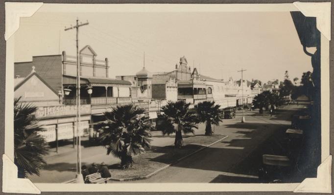 Walker Street ~ 09/1931