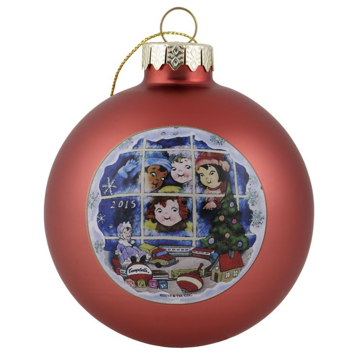 17 best images about campbell kids holiday collection on for Collecting vintage christmas ornaments
