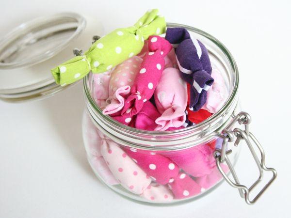 Kaufmannsladen - Produkte selber nähen - Nähen, Kinder, Spielzeug, Stoffreste