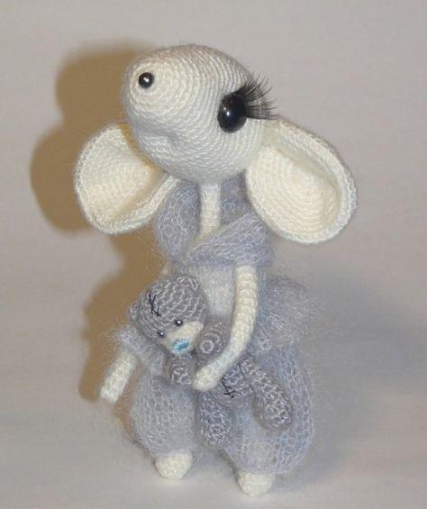 каркасная мышка супер мк авт вязание вязание вязание