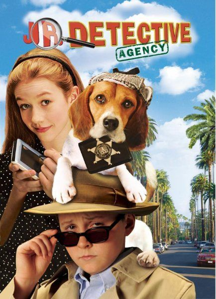 """FULL MOVIE! """"Sam Steele and the Junior Detective Agency"""" (2009)  """"Sam Steele and the Junior Detective Agency"""" (2009) 87 min - Family - RATED G......... 13-year-old Sam Steele Jr. forms his own private detective agency to emulate his father, Des Moines detective Sam Steele, and helps track down a jewel thief. Stars: Luke Perry, M. Emmet Walsh, Jacob Hays"""