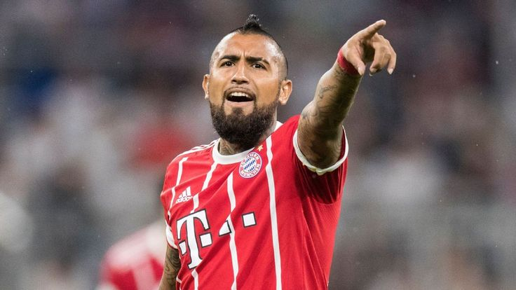 Arturo Vidal's Bayern Munich place is guaranteed - coach Jupp Heynckes