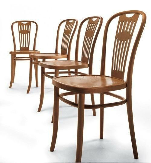 Michael Thonet Designed A8526 Bentwood Chair