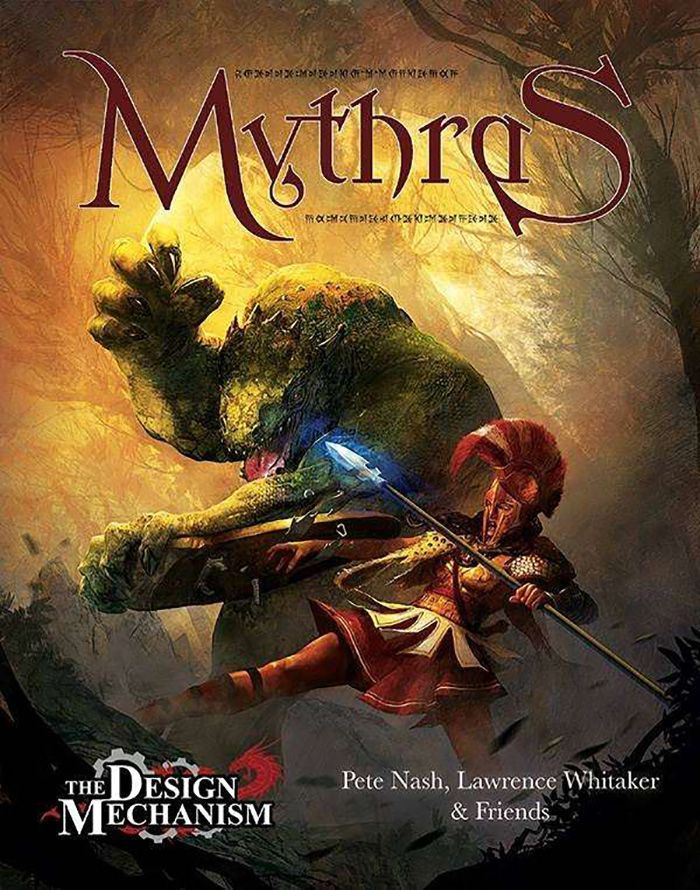 Save Big on the 'Mythras' Roleplaying Game with the Latest Bundle of Holding