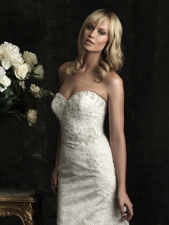 Lovely Allure Bridal gown Style C CC us Boutique International Plaza Tampa Florida