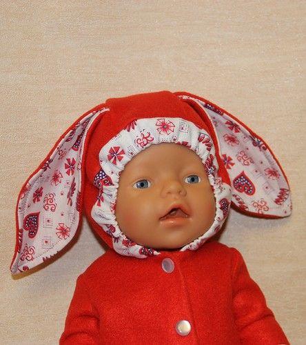 Добрый вечер кукольным рукодельницам! По вашим просьбам публикую выкройки костюмчика для малыша. Вот для такого костюмчика. Ползунки на резиночке и